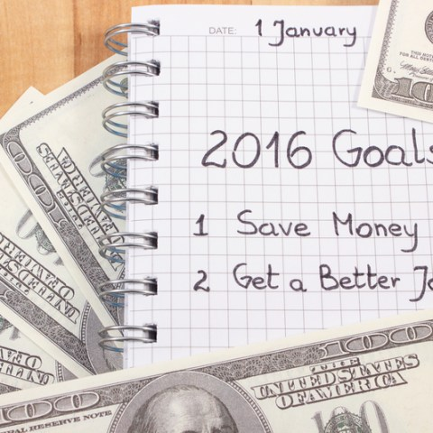5 financial New Year's resolutions you can actually keep