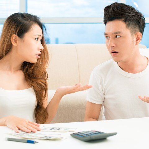 7 ways to avoid money fights with your spouse