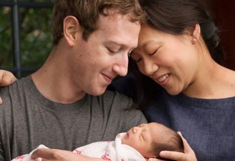 Facebook founder Mark Zuckerberg to donate 99% of his Facebook stock