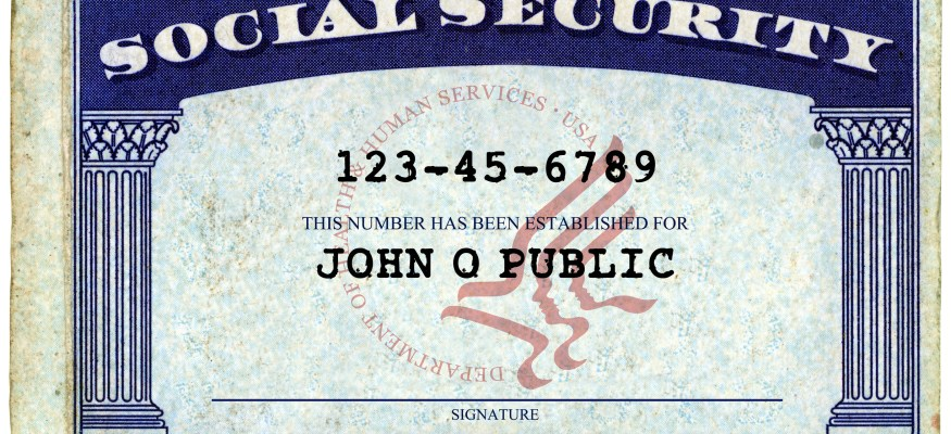 how to find social security number