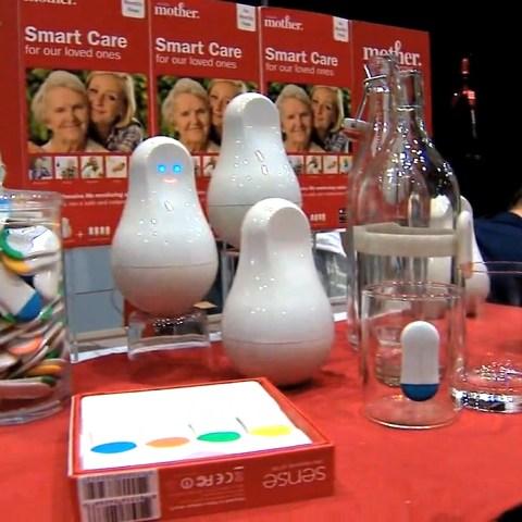 CES 2016: Clark shows off fun new gadgets