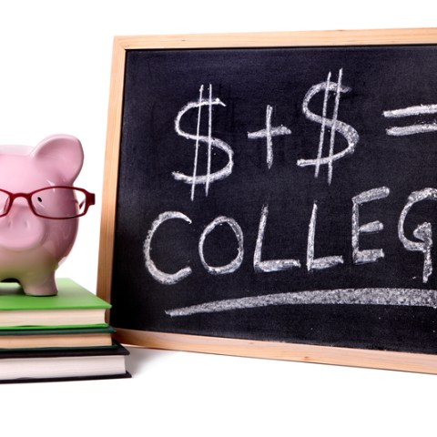 The dangers of co-signing a student loan