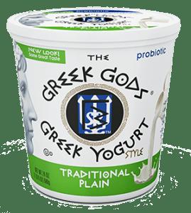 Yogurt container