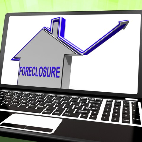 Is buying a foreclosure online a bargain?