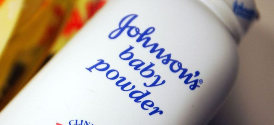 Johnson & Johnson loses suit over claim baby powder may cause cancer