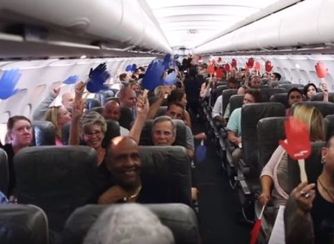 JetBlue offers passengers a free trip to anywhere, but there's a catch