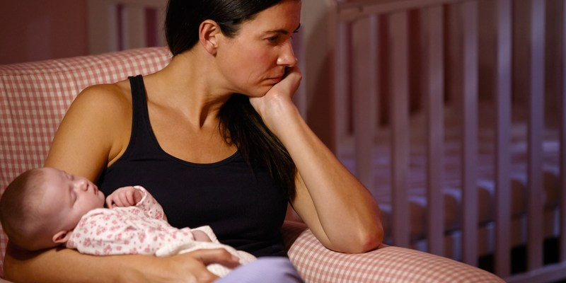 Insurance companies are penalizing new moms with postpartum depression