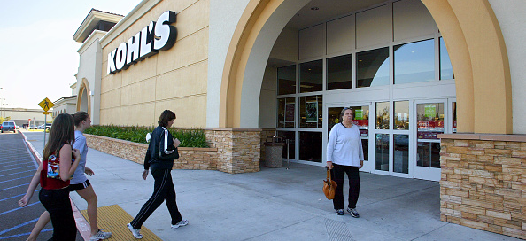 Kohl's is closing these 18 stores in the U.S.