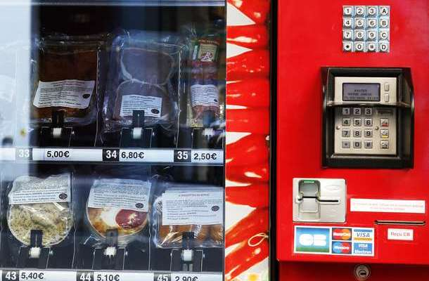 This major city is offering steaks, sausages 24/7 from vending machines