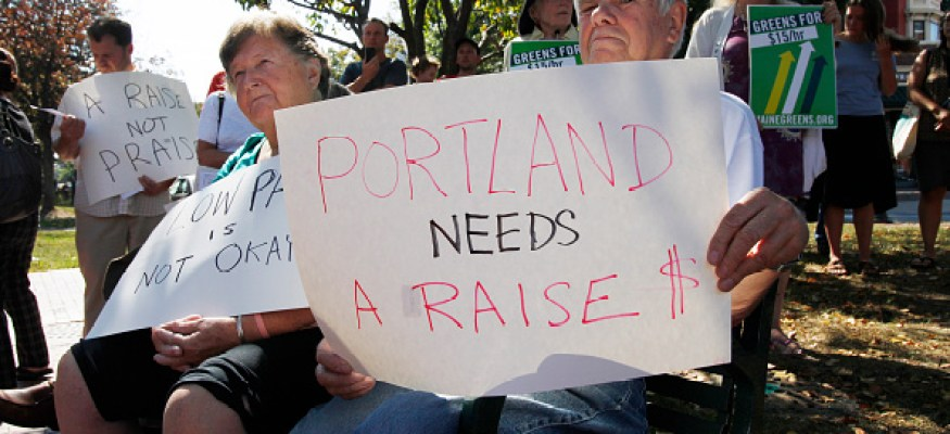 Oregon now has the highest minimum wage in the country