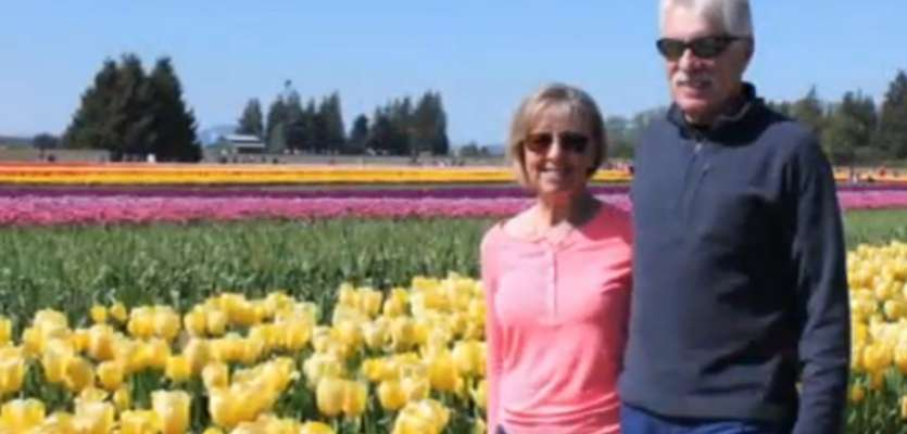 Cruise line charges widower $853 'rebooking fee' after wife's death