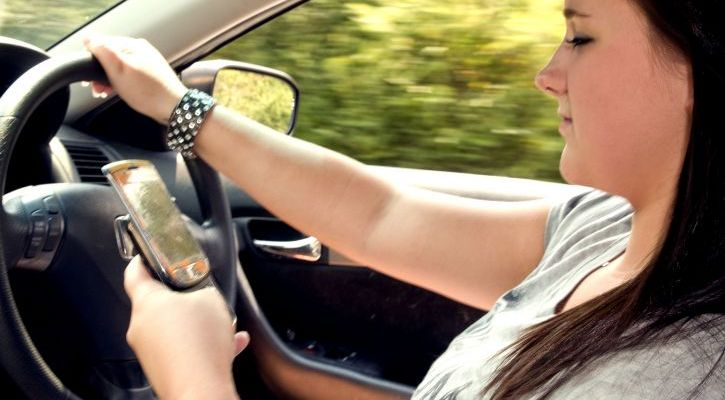 This technology could prevent people from texting and driving