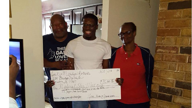 """College student shocks his grandparents by paying off their mortgage""""¦ and much more"""
