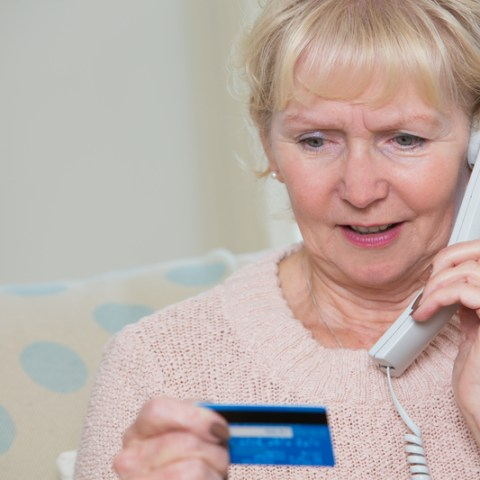If you press 1 when you get this robocall, it will open you up to identity theft