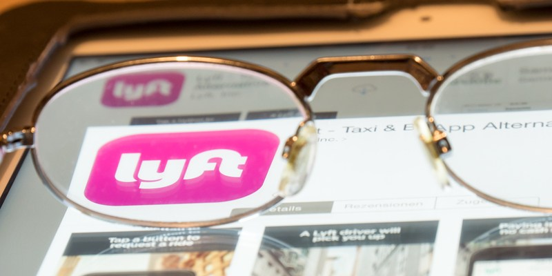 Did Lyft remove its cap on surge pricing without telling users?