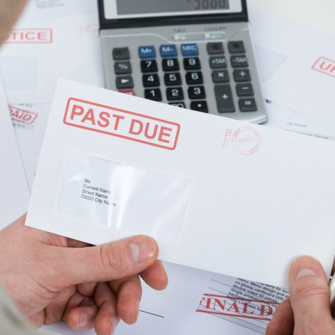 How a small unpaid bill can destroy your credit score