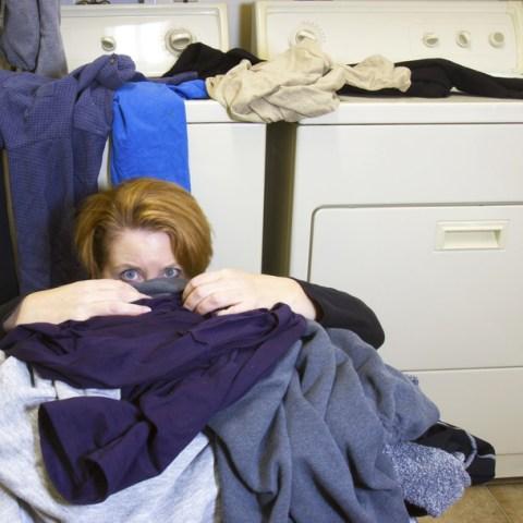 Imagine never having to do laundry again…
