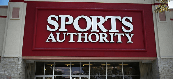 Just announced: Sports Authority will officially close all stores