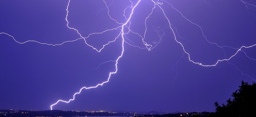 Protect your electronics from storms this summer
