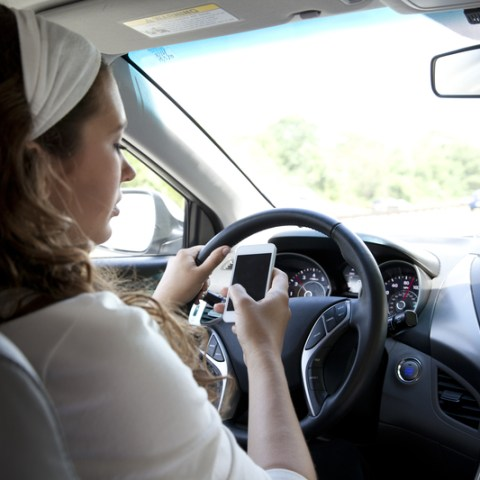 Could you be sued for texting a driver?