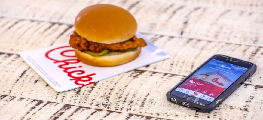 How to get a free Chick-fil-A sandwich!