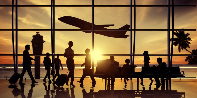 Beat the wait in airport security lines