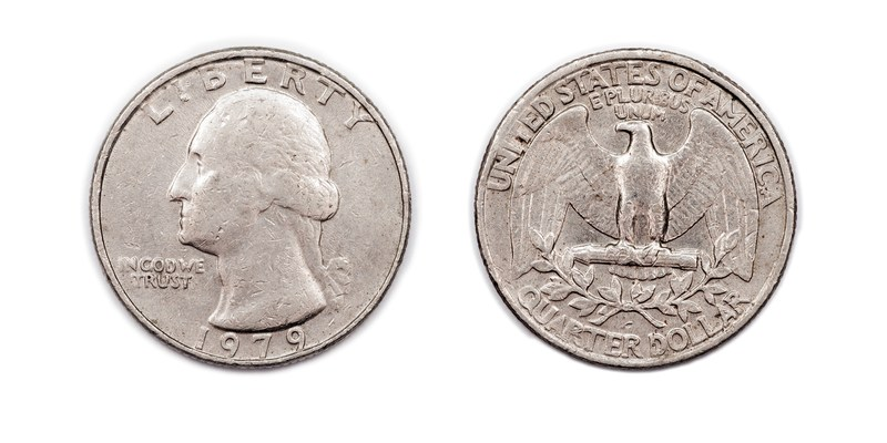 This quarter is worth a lot of money: Is there a chance you could have one at home?