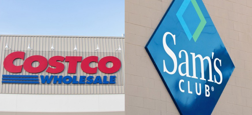 Sam's Club is offering free access to Costco customers