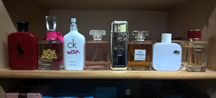 Urine found in knockoff perfume posing as the real thing