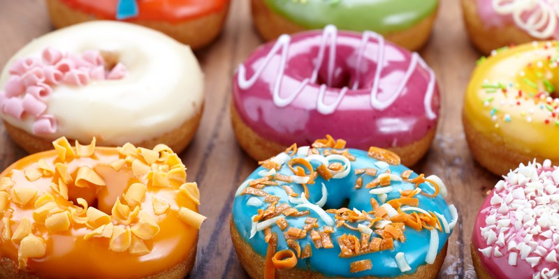 Celebrate National Donut Day with free donuts!