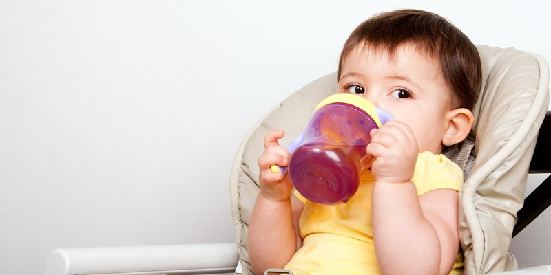 Study: 100% of sippy cups and bath toys have bacteria, mold and feces