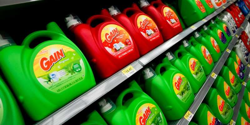 Fake laundry detergent: How to avoid buying it