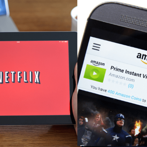 Netflix vs. Amazon Prime Instant Video: Which one is better?
