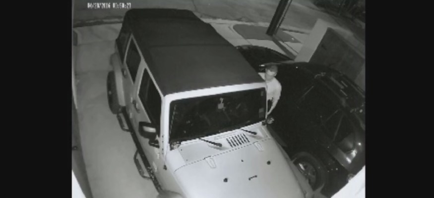 Thieves are using laptop computers to steal cars