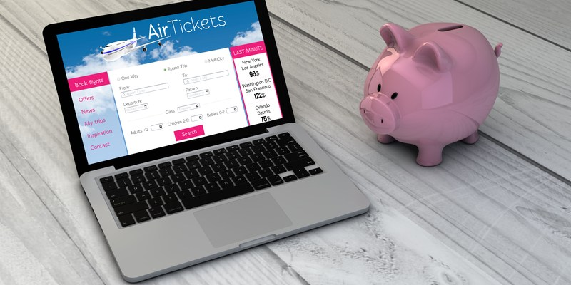 This website allows users to pay for flights on a payment plan
