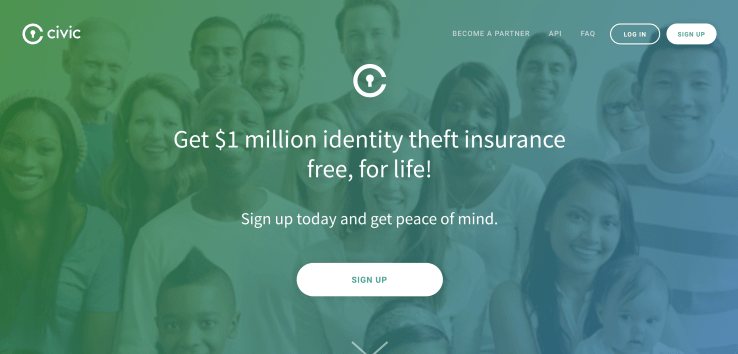 Free identity theft protection is here from Civic