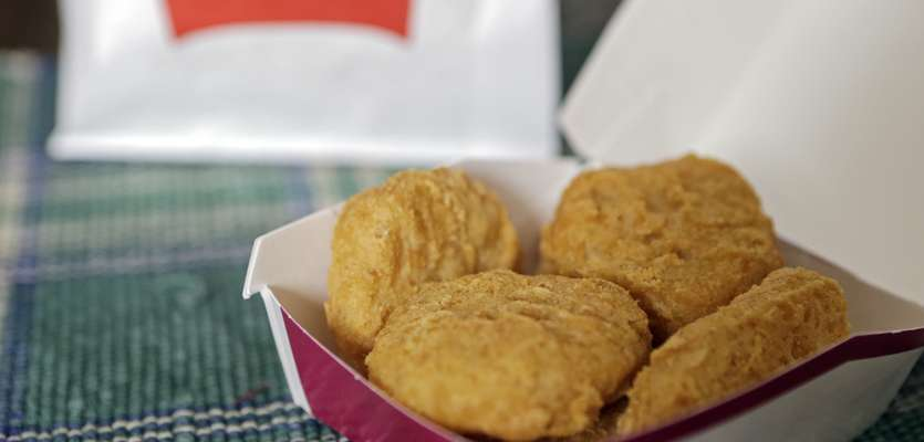 McDonald's just revamped its chicken nuggets