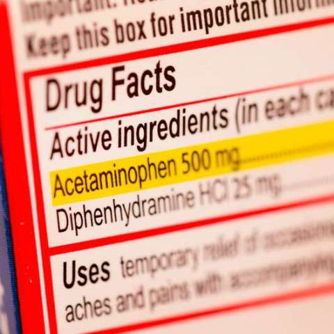 Acetaminophen during pregnancy could cause ADHD, study finds