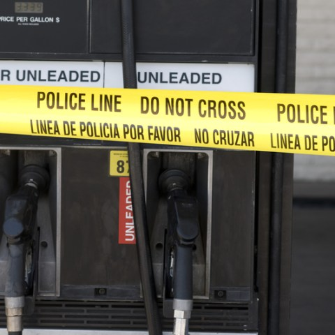 Warning: Watch out for card skimmers at the pump this Labor Day weekend