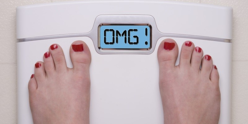 A few extra pounds can hurt your job chances, study says