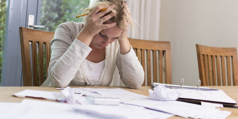 Here's the #1 cause of money stress in every state