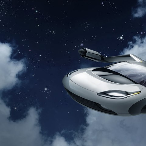 Uber lays out vision for self-driving flying cars