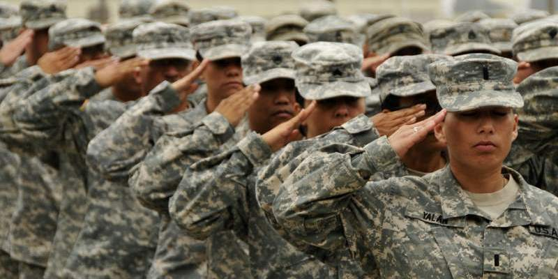 Pentagon suspends efforts to take back enlistment bonuses paid to California National Guard members