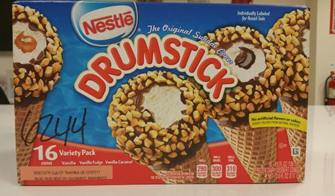 Nestle recalls Drumstick ice cream treats for possible listeria