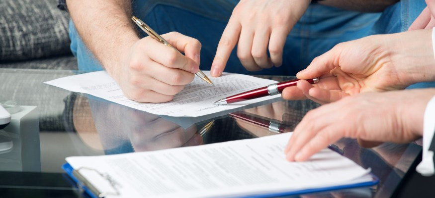 6 reasons to think twice about co-signing a loan