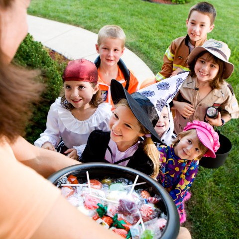 Which Halloween candies are the unhealthiest?