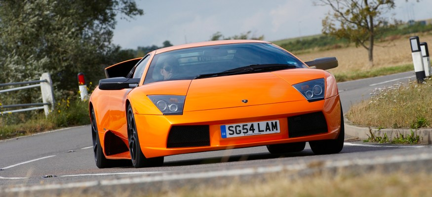 258,000 miles and counting: Lamborghini makes daily 180-mile commute!