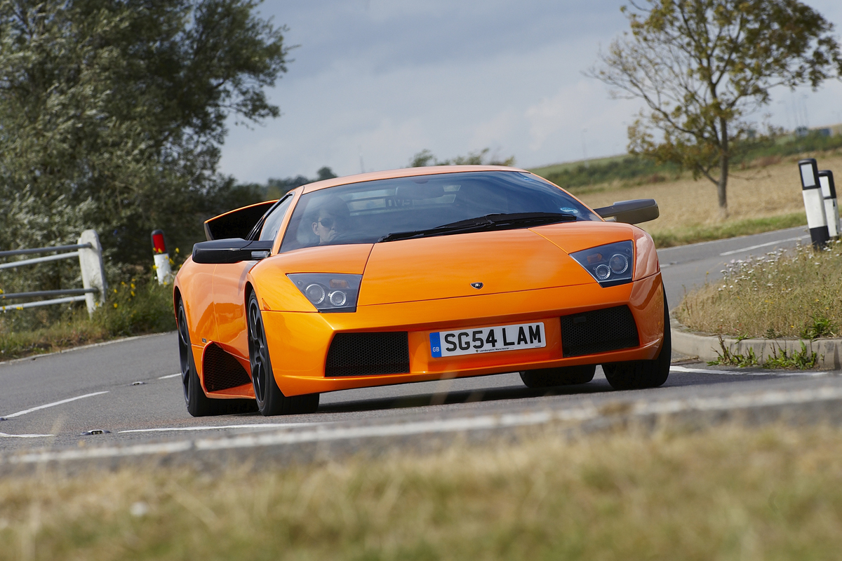 258,000 Miles And Counting: Lamborghini Makes Daily 180 Mile Commute!