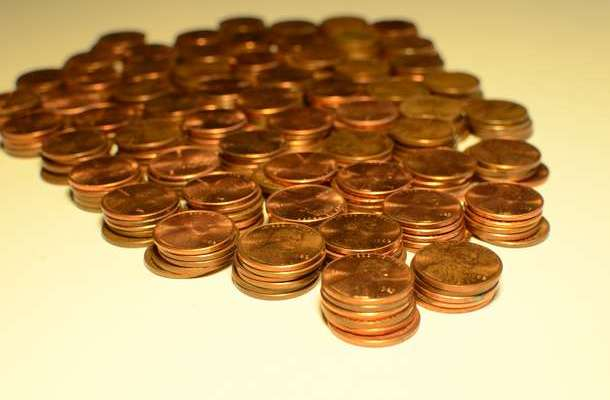 'Lucky' pennies worth $1,000 are strewn across 10 major cities