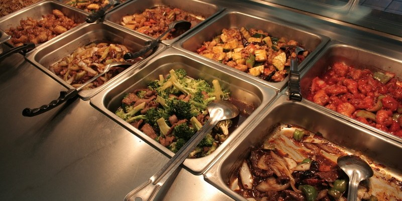 Fill up on leftover buffet food for as low as $2